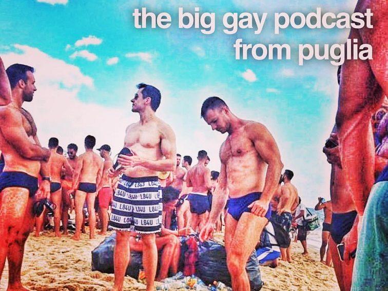 The Big Gay Podcast from Puglia, intervista con Scott e Gianmarco