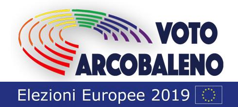 Alle Elezioni Europee 2019, vota arcobaleno!