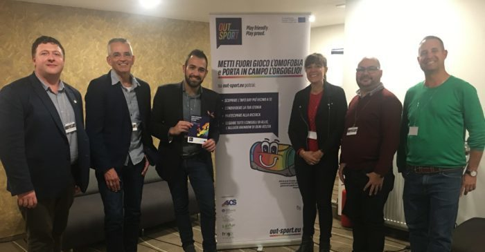 Conferenza Outsport Budapest 2019